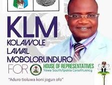 KLM ASSURES IMPLEMENTATION OF AHEAD AGENDA AT NATIONAL ASSEMBLY