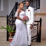 Anita Joseph And Real Mc Fish Wedding Pictures
