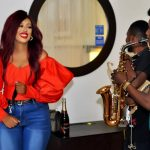 Rwanda Actress, Isimbi Alliance Holds Her Birthday Reception With Friends In Abuja