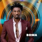 BBNaija: Boma Emerges First Male Head Of House